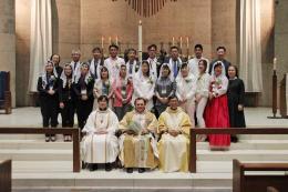 2017 EASTER BAPTISM